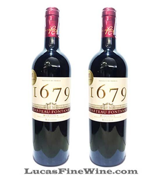 1679 FONTANA BORDEAUX