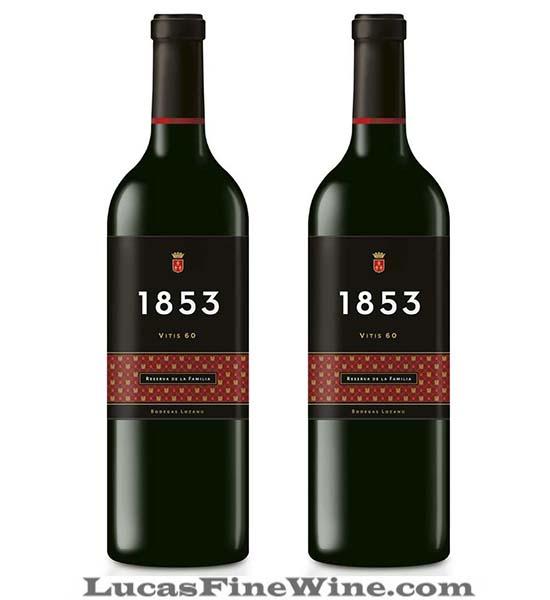 1853 Vitis 60 Reserva De La Familia - Vang Tây Ban Nha