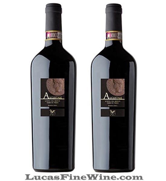Augustale Nero Di Troia - Rượu vang Ý