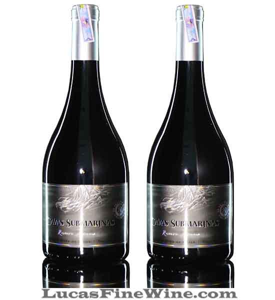 Rượu vang - Rượu vang Chile Cavas Submarinas Reserva Maria Siliver