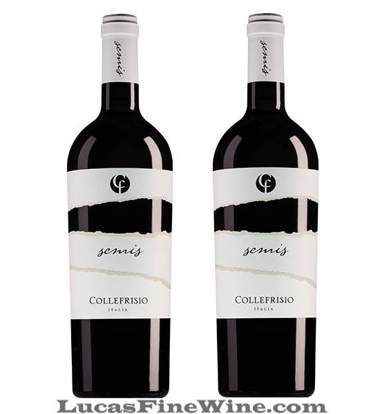CF Collefrisio Semis - Rượu vang trắng Ý