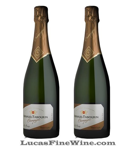Champagne Arnaud Tabourin - Rượu vang Pháp