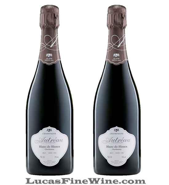 Champagne Autreau Brut Prenier Cru - Rượu vang Pháp