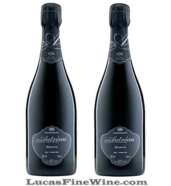 Champagne Autreau Reserve Grand Cru - Vang Pháp