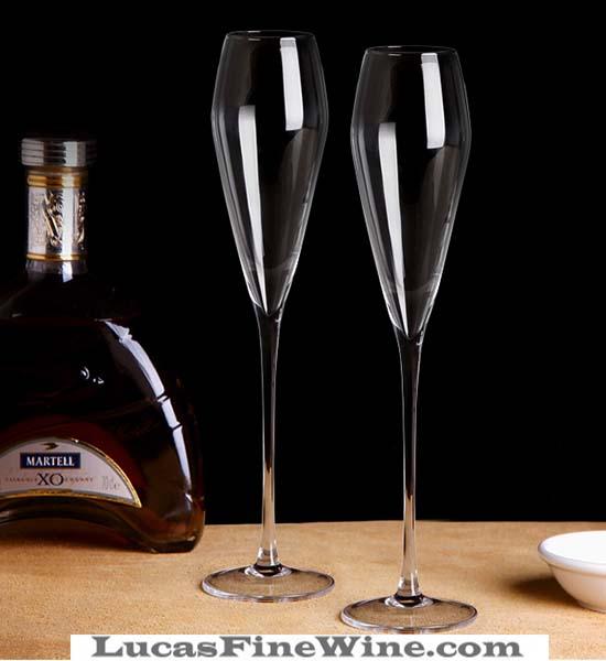 Ly pha lê Champagne LUCANA-005
