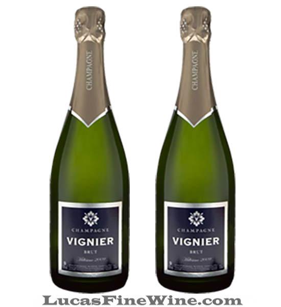 Champagne Vignier Millesime - Rượu vang Pháp