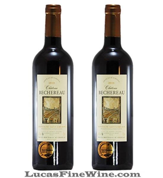Chateau Bechereau - Rượu vang Pháp