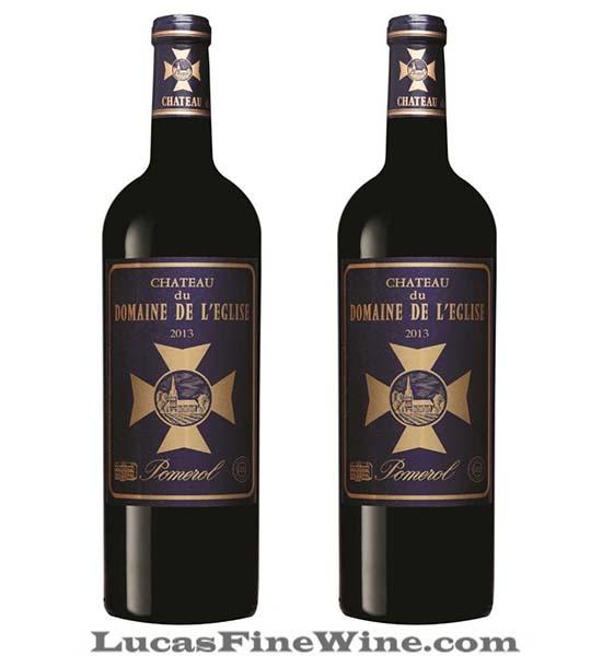 Chateau Domaine de L'eglise - Rượu vang Pháp cao cấp