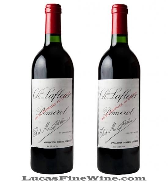 Rượu vang Pháp thượng hạng - Château Lafleur