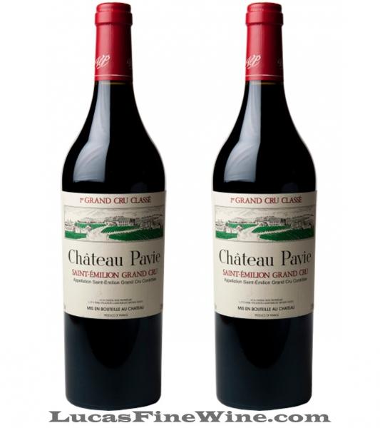 Rượu vang Pháp - Château Pavie Grand Cru Classé
