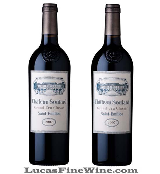 Chateau Soutard Grand Cru Classe - Rượu vang Pháp