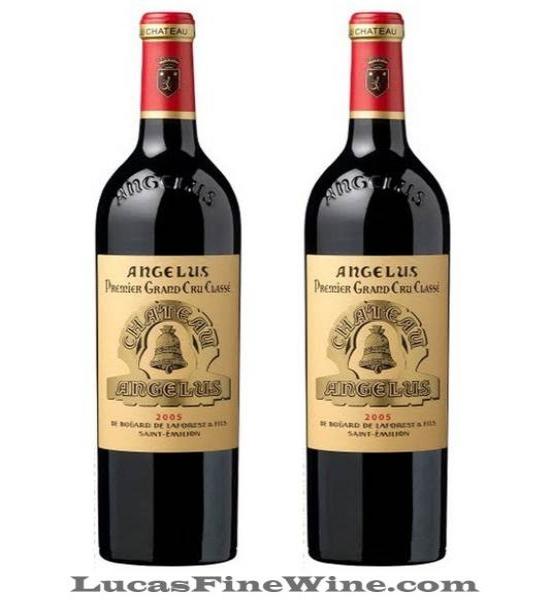 Rượu vang Pháp thượng hạng - Château Angelus 2009