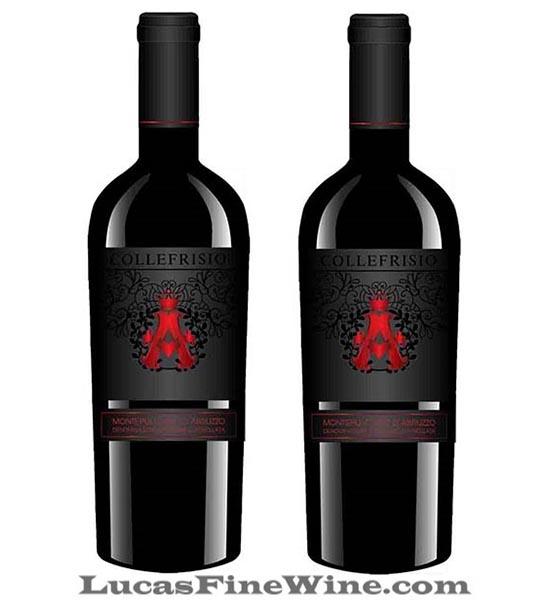 Rượu vang A Đỏ Collefrisio A