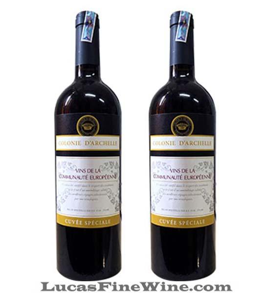 Colonie Cuvee Special - Rượu vang Pháp