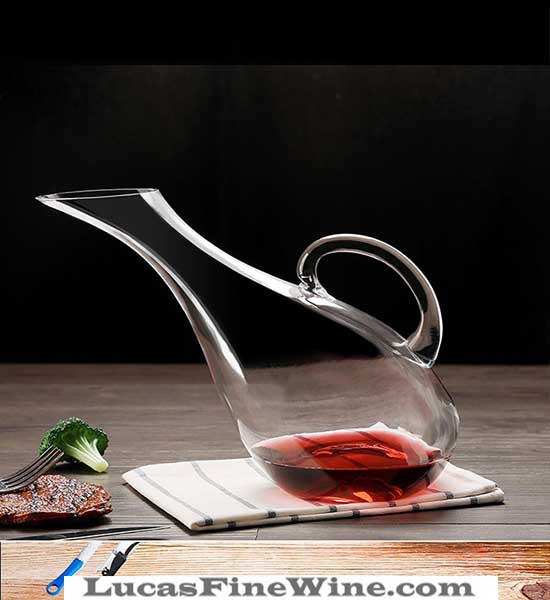 Decanter LUCANA Duck 001