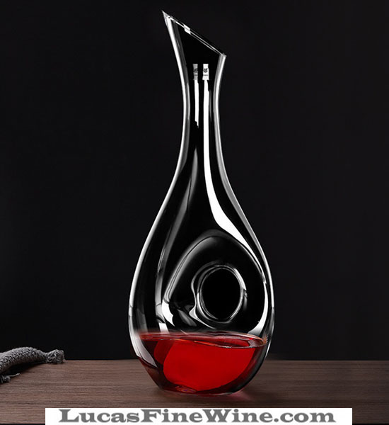 Decanter LUCANA Snail