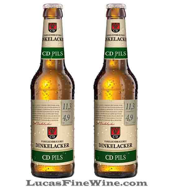 Beer Đức Dinkelacker CD PILS