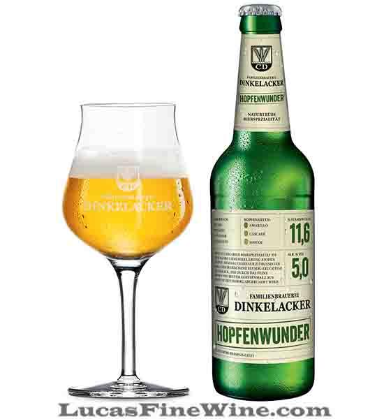 Bia Đức Dinkelacker Hopfenwunder 330ml