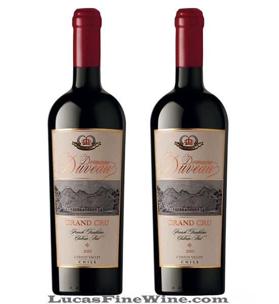 Domaine Duveau Grand Cru - Rượu vang Chile