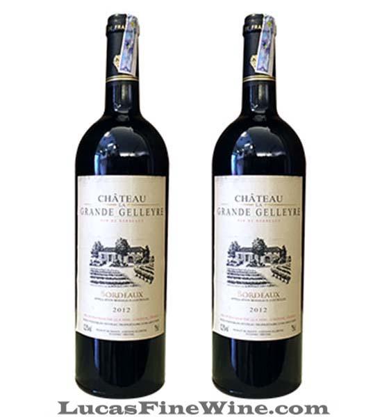 Chateau Grande Gelleyre Bordeaux AOC