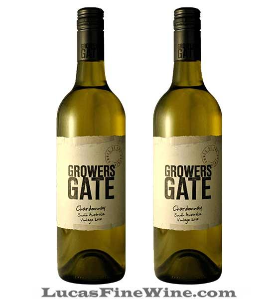Growers Gate Chardonnay - Rượu vang trắng Úc