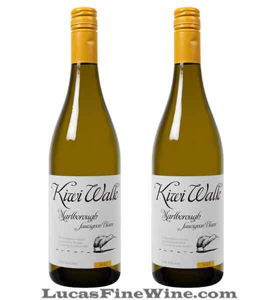Kiwi Walk Sauvignon Blanc - Rượu vang trắng New Zealand