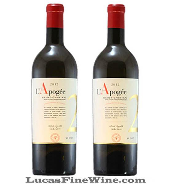 L'Apogee 2 - Rượu vang Pháp