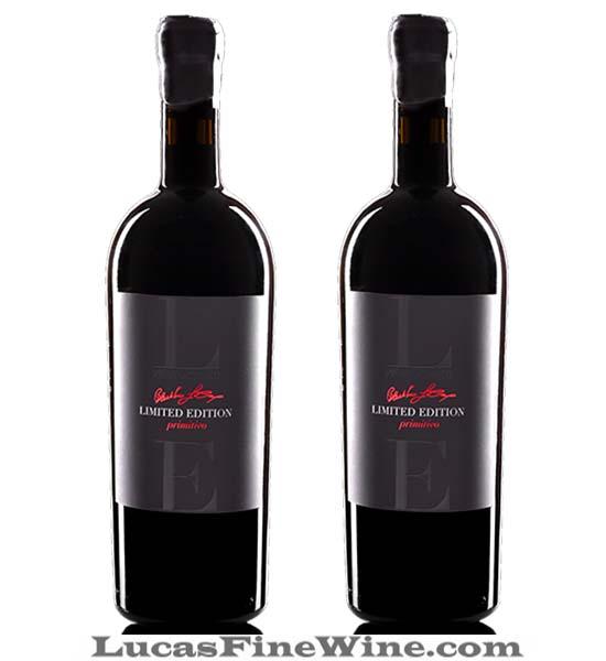 LE Limited Edition Primitivo - Rượu vang Ý cao cấp