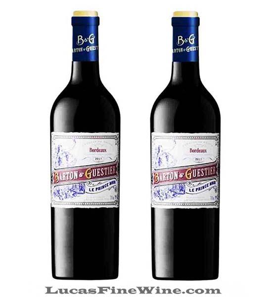 Rượu vang Bordeaux Le Prince Noir