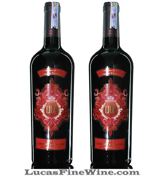 Rượu vang Chile Lion 2017 Grand Wine Reserve