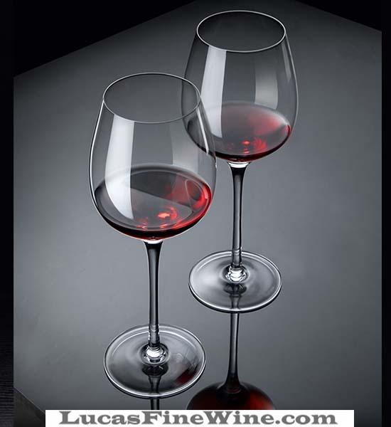 Ly pha lê rượu vang Lucana-002