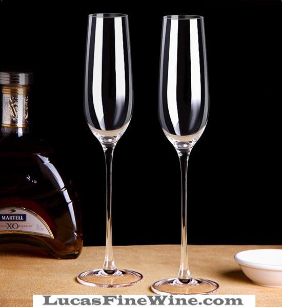 Ly pha lê Champagne Lucana-003
