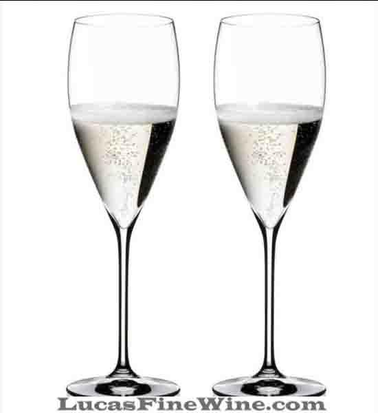 Ly pha lê Riedel Vinum XL Vintage Champagne 343ml