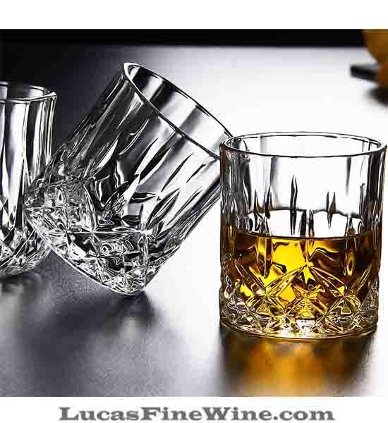 Một số mẫu ly Whisky cao cấp có tại Lucas
