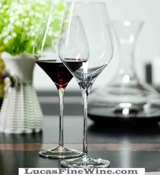 Ly pha lê rượu vang Red/white LUCANA-008
