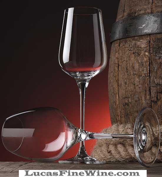 Ly pha lê rượu vang LUCANA-003