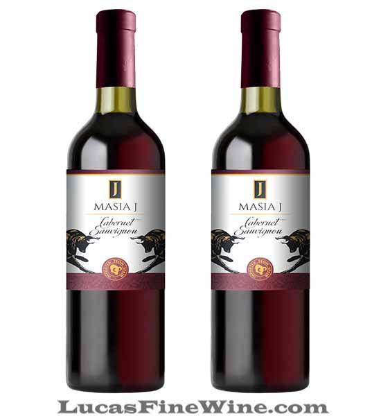 Masia J Cabernet Sauvignon - Rượu vang Tây Ban Nha