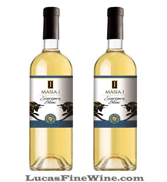 Masia J Sauvignon Blanc - Vang trắng Tây Ban Nha