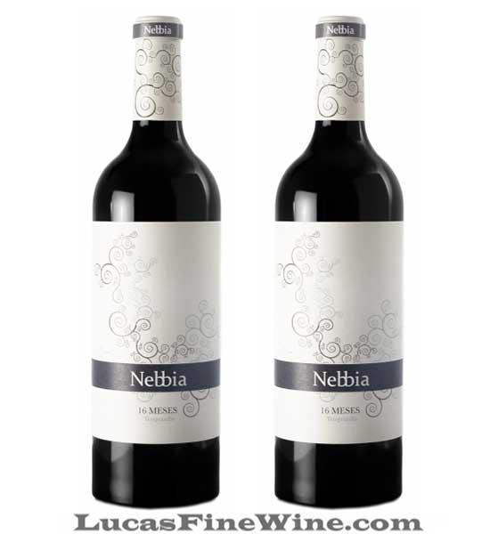 Nebbia 16 Meses - Rượu vang Tây Ban Nha