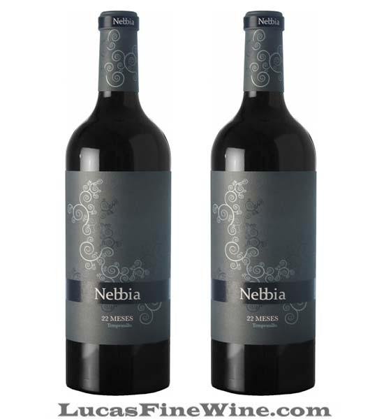 Nebbia 22 Meses - Rượu vang Tây Ban Nha