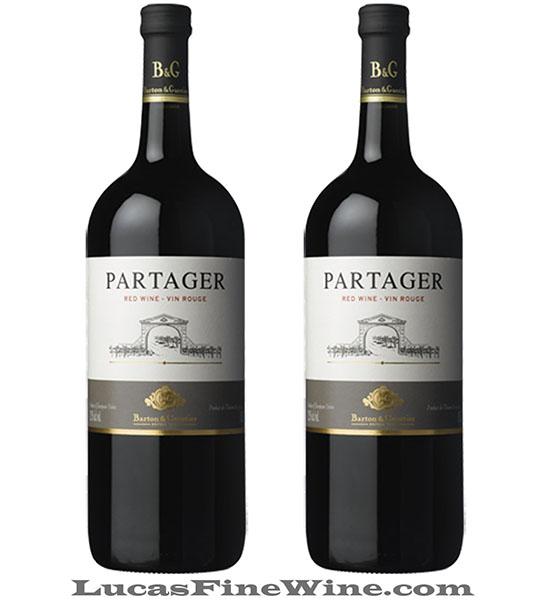 B&G Partager Magnum 1,5L