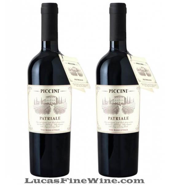 Rượu vang - Piccini Patriale - Rượu Vang Ý - 1