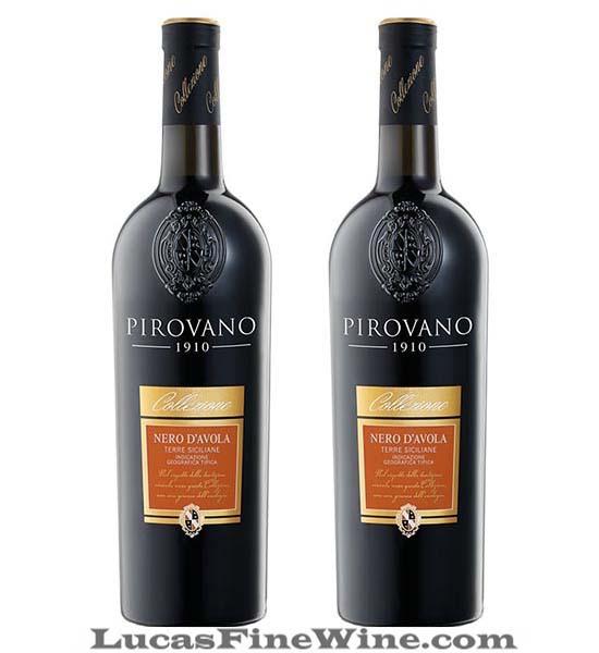 Pirovano Nero D'avola - Rượu vang Ý