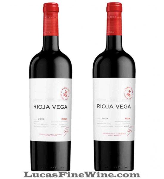 Rioja Vega Limited - Rượu vang Tây Ban Nha