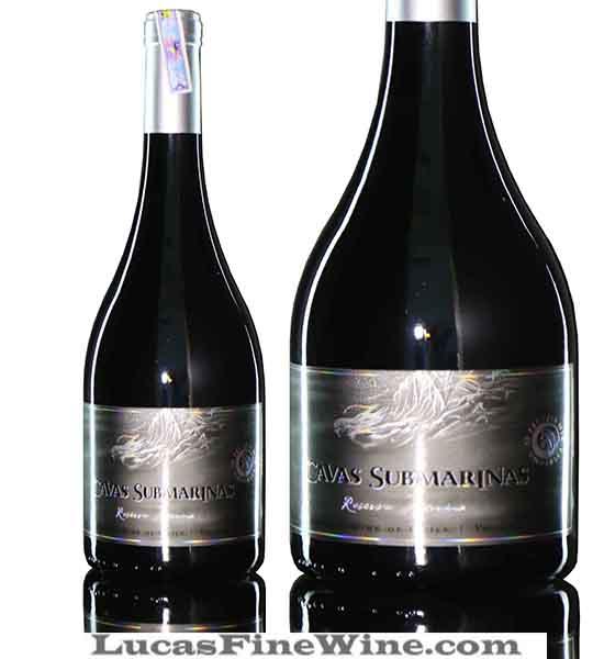 Rượu vang - Rượu vang Chile Cavas Submarinas Reserva Maria Siliver - 1
