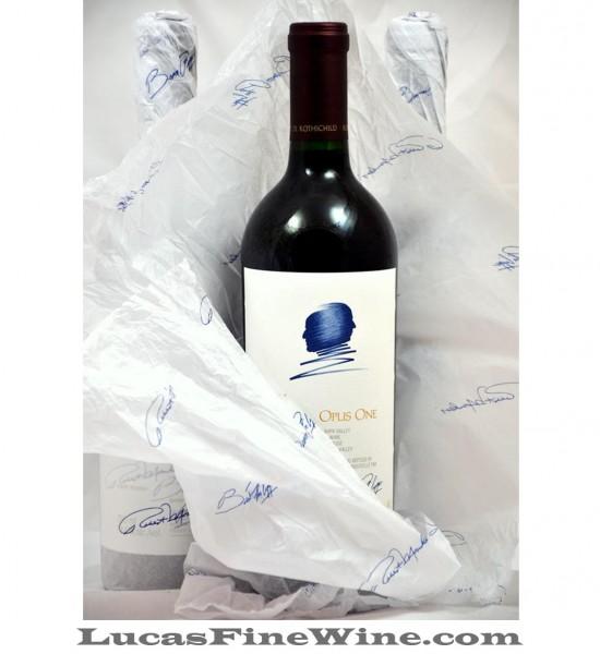 Rượu vang - Rượu vang Mỹ OPUS ONE 2011 - 1