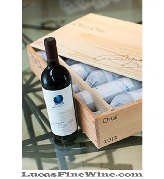 Rượu vang - Rượu vang Mỹ OPUS ONE 2011 - 2