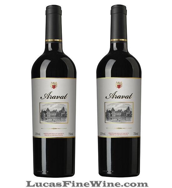Rượu vang - Rượu vang Tây Ban Nha Aravat - 1