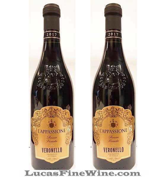 Rượu vang - Rượu vang Ý Veronello La Passione - 1