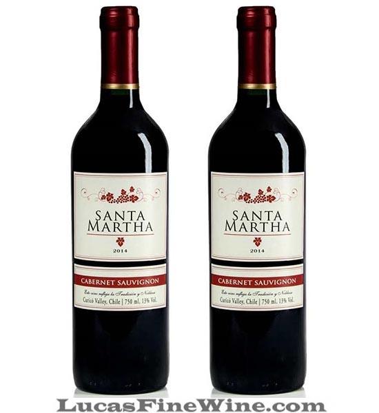 Santa Marta Cabernet Sauvignon - Rượu vang Chile